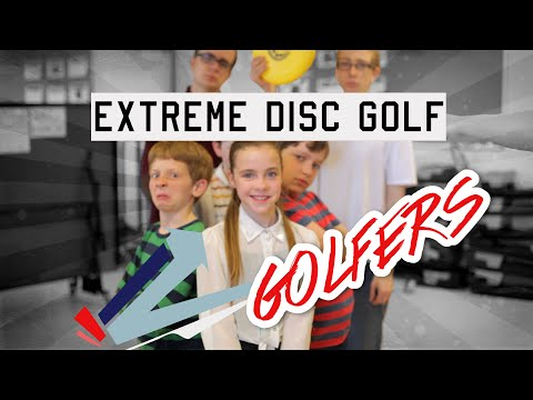 YOUTH GROUP GAMES: Extreme Disc Golf