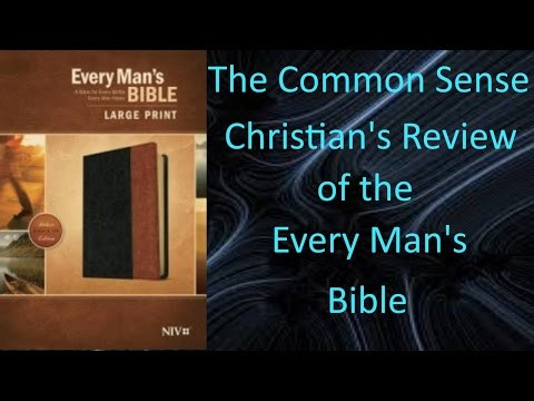 Every Man's Bible Review