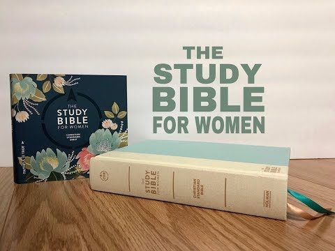 CSB Study Bible for Women Review