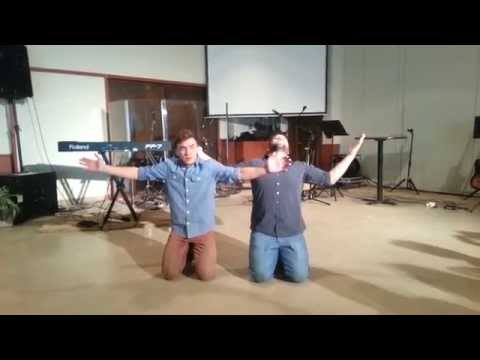 """That's Not How You Pray"" Funny Christian Skit By Joe Cirafici & Mark Barlow"