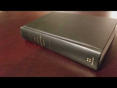 Crossway ESV Men's Devotional Bible (Hardback) - Review