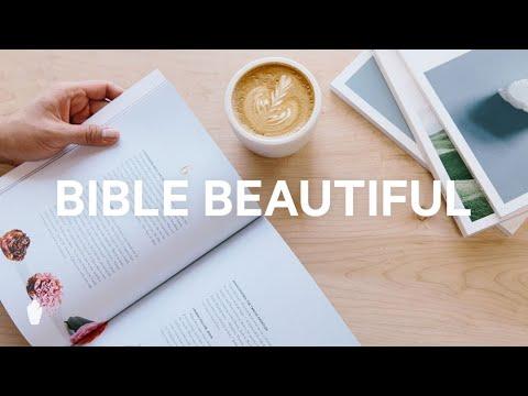 Imagine The Bible, Beautiful | Alabaster Bible