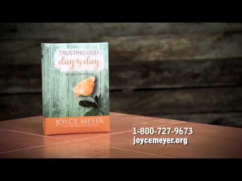 Trusting God Day by Day | Joyce Meyer