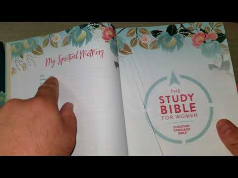 CSB The Study Bible for Women review