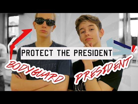 YOUTH GROUP GAMES: Protect the President