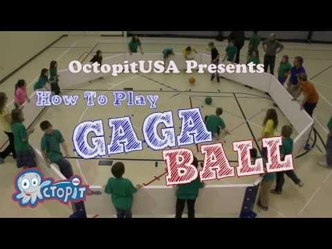 Octopit USA – How to play Gaga Ball