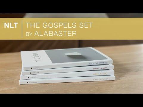 Bible Review – Alabaster Gospels Set