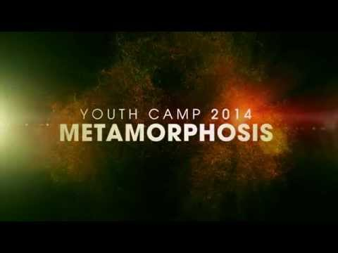 "Youth Camp 2014 ""Metamorphosis"" Promo"