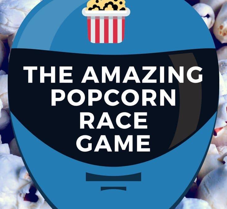 The Amazing Popcorn Race Game