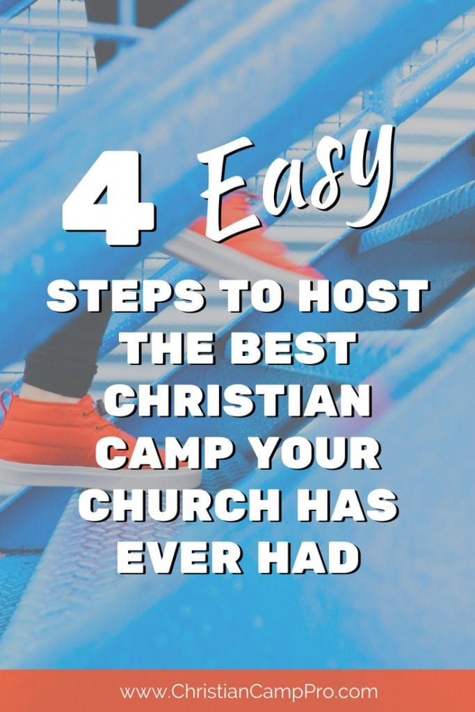 best christian camp your church has had