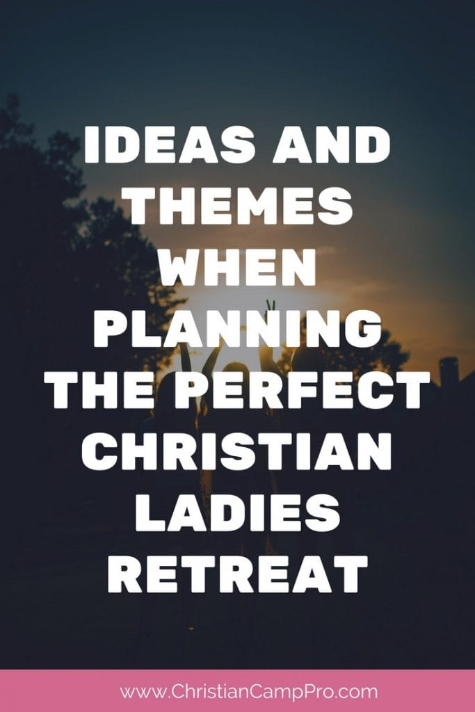 Ideas and Themes When Planning The Perfect Christian