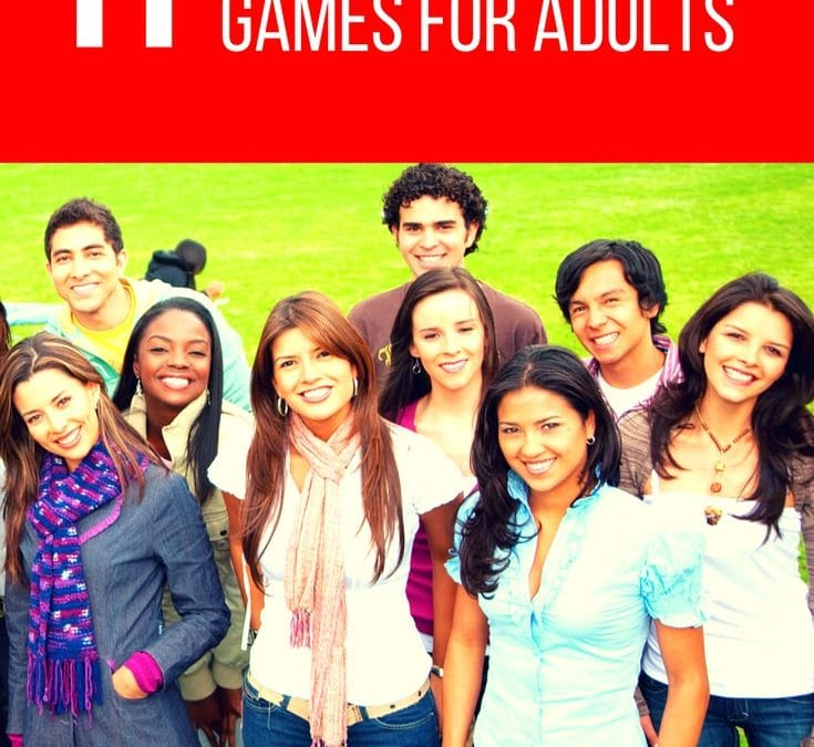 11 Fun Christian Games for Adults