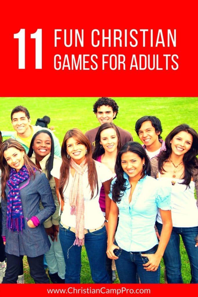 Christian adult group games — img 14
