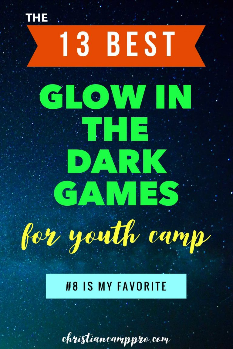 glow in the dark games