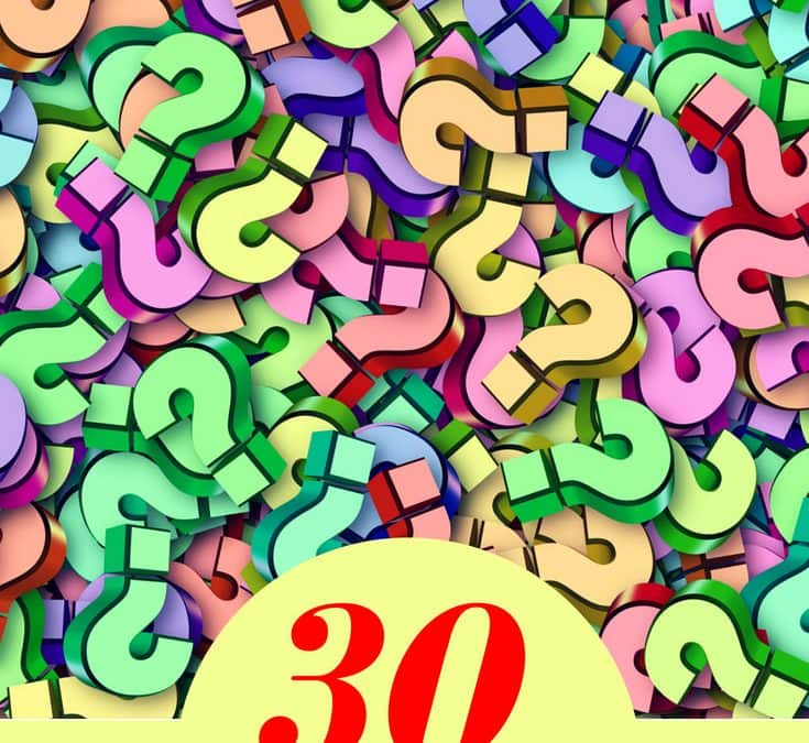 30 Icebreaker Questions for your next Christian event