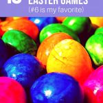 10 Quick Minute To Win It Easter Games – #6 Is Genius!
