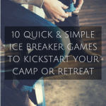 icebreaker games to kickstart camp retreat