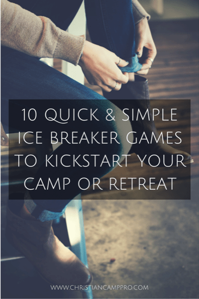 10 Quick and Simple Ice Breaker Games To Kickstart Your Camp or