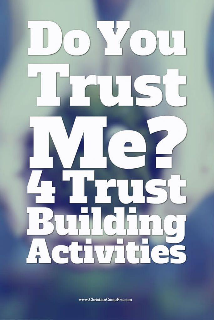 trust building activities