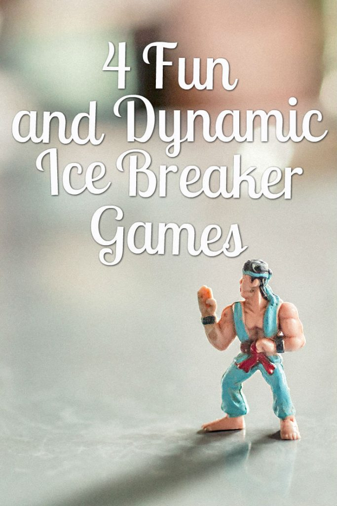 Free Ice Breaker Bible Games and Activities