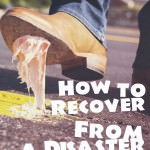 How to Recover From a Disaster Retreat