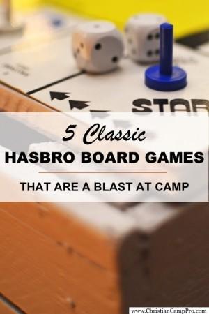 classic hasbro board games