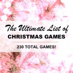 The Ultimate List of Christmas Games (230 total games)