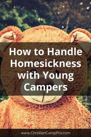 How to Handle Homesickness with Young Campers