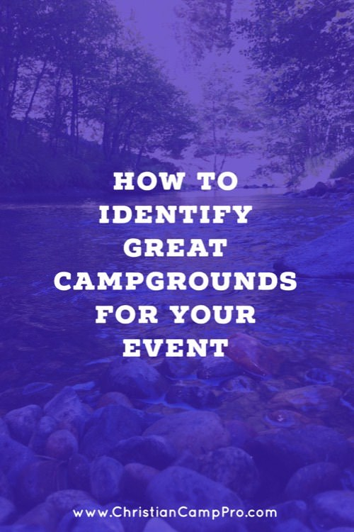 find great campgrounds