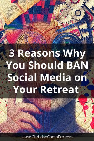 3 Reasons Why You Should Ban Social Media on Your Retreat