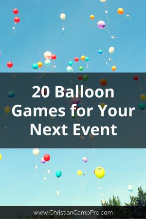 20 Balloon Games for Your Next Event