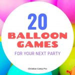 balloon games for party