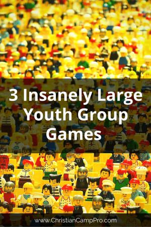 Very Large Group Games