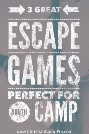 best great escape games for youth