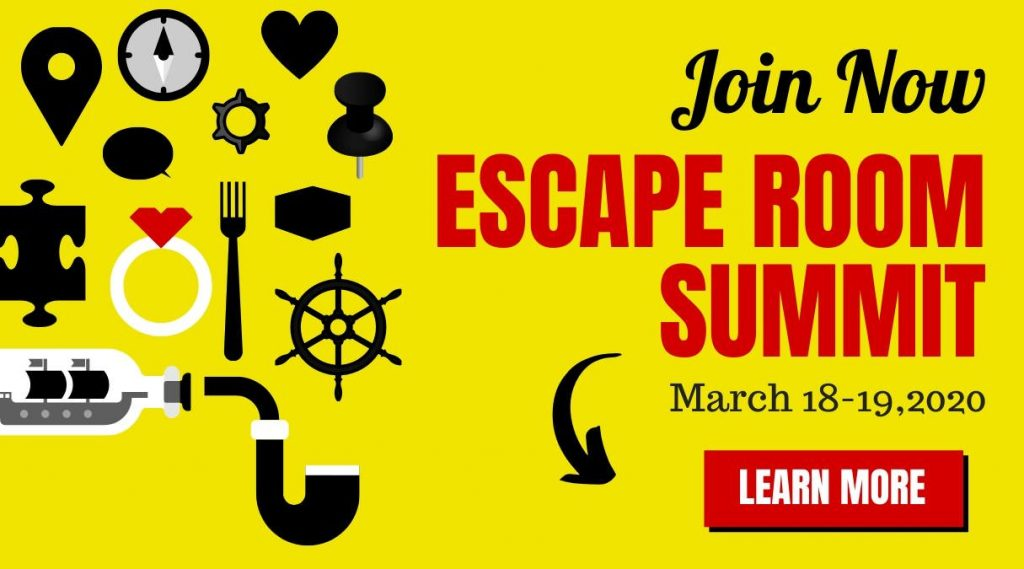 escape room summit