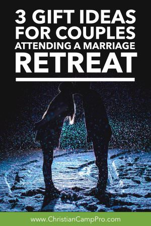 gift ideas for couples retreat