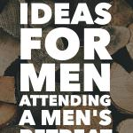 3 Gift Ideas for Men Attending A Men's Retreat