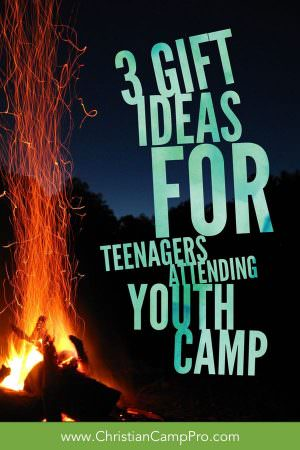 gift ideas for youth camp