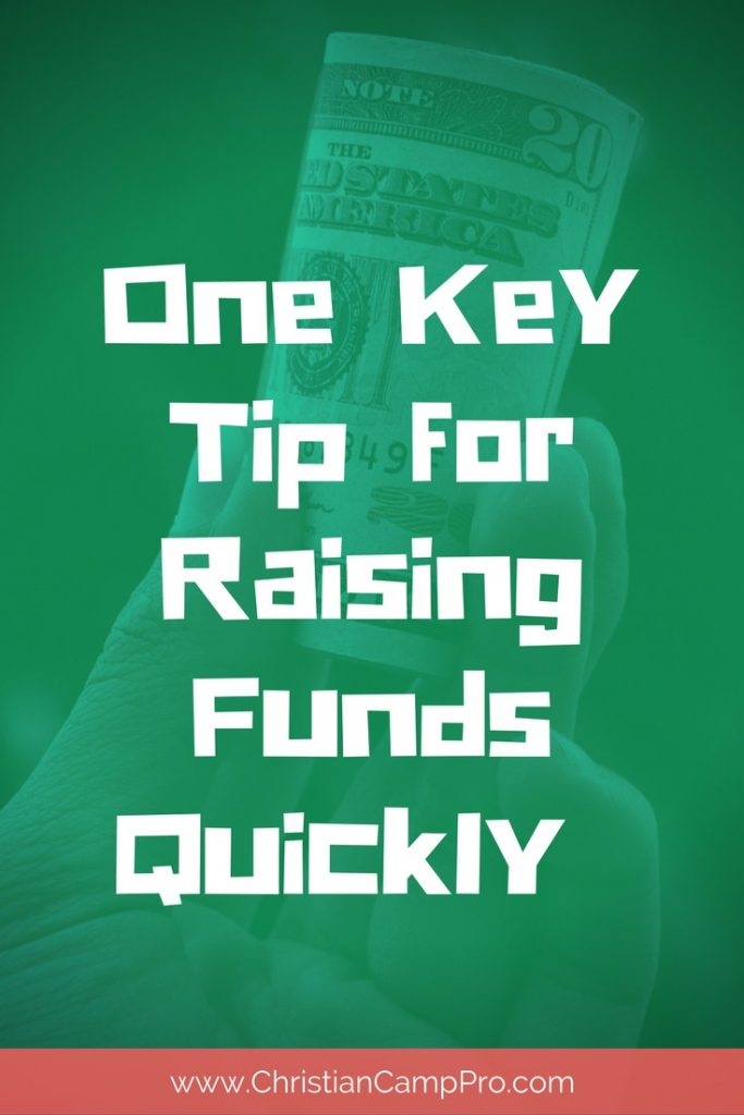 raise funds quickly