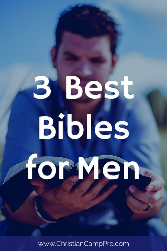 best bibles for men