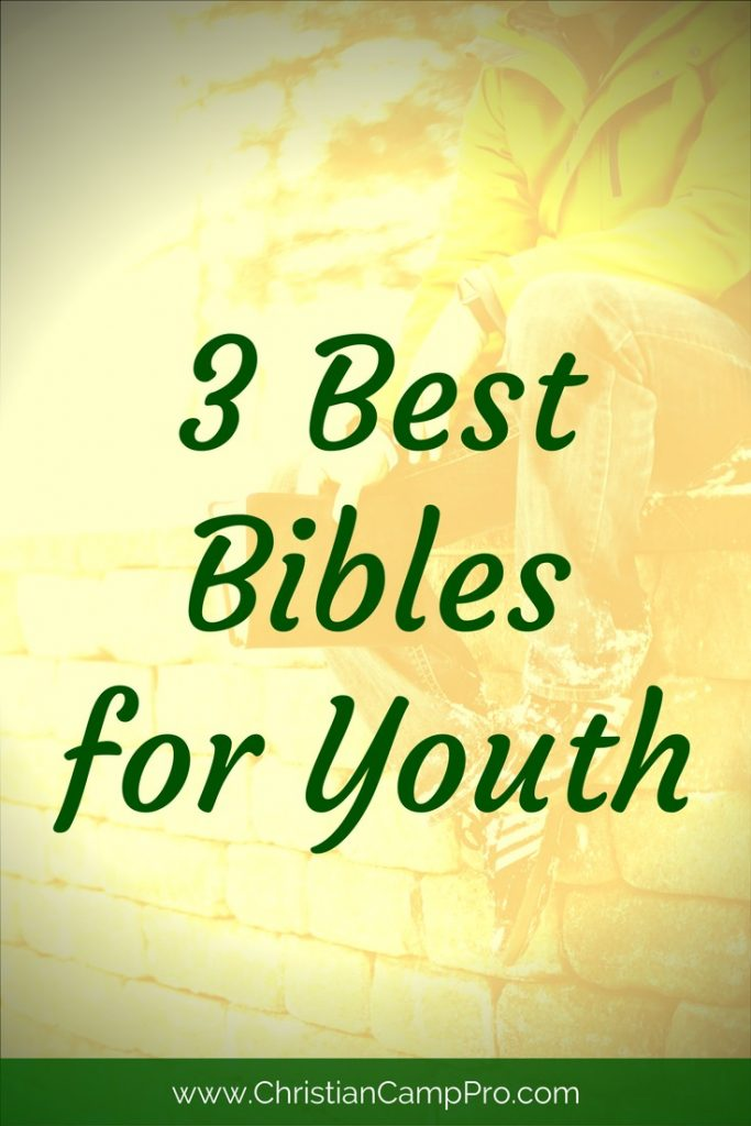best bibles for youth