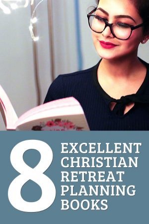 christian retreat planning books