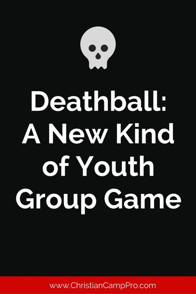 death ball youth camp game