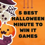 5 Best Halloween Minute To Win It Games