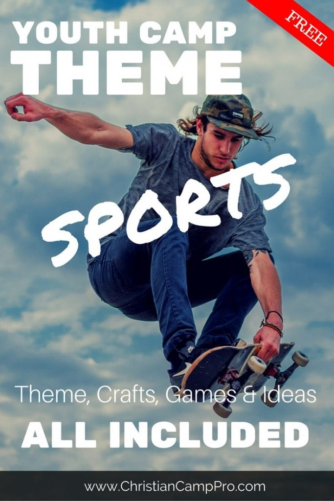 GAME ON: A Sports Related Theme for Youth Camps