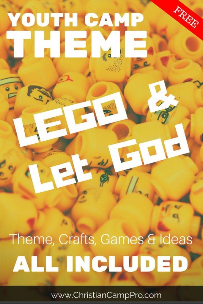 lego let god youth camp theme