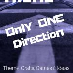 Only ONE Direction: A Rocking Youth Camp Theme