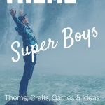 super boys youth camp theme
