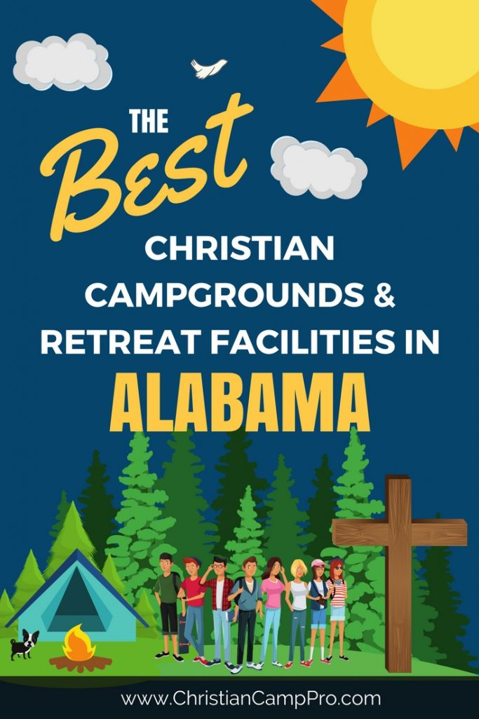 Best Camps Retreats in Alabama