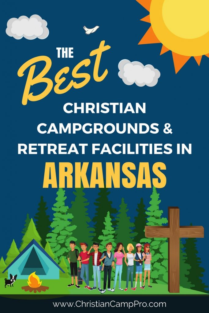 Best Camps Retreats in Arkansas